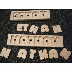 Puzzle prénom personnalisé