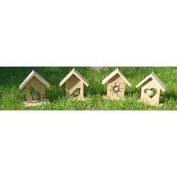 mangeoire oiseau 4 modèles...